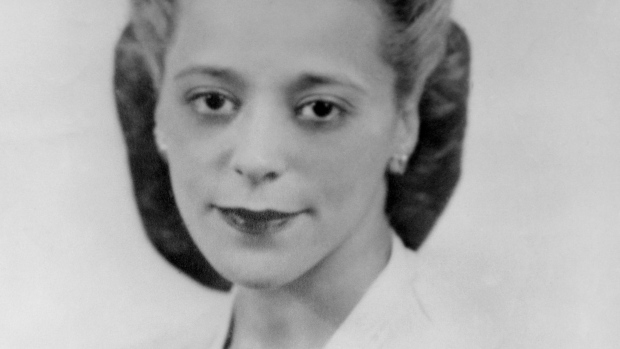 A portrait of Viola Desmond, a businesswoman and civil rights advocate, circa 1940. (Communications Nova Scotia/Bank of Canada/Flickr) .