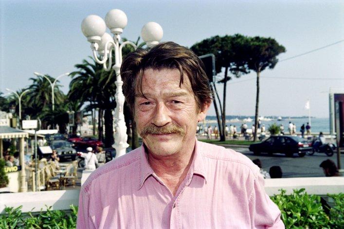 John Hurt.