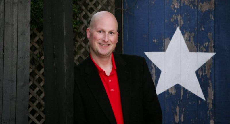 Texas Rep. Tony Tinderholt (Facebook).