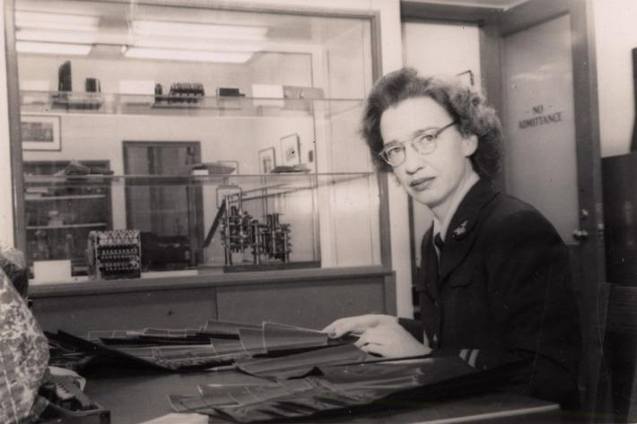 Grace Hopper. Photo: Kay Peterson/Archives Center, National Museum.