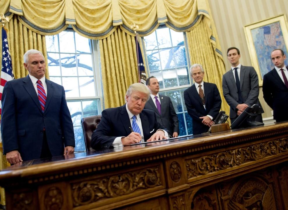 Saul Loeb / AFP / Getty Images.