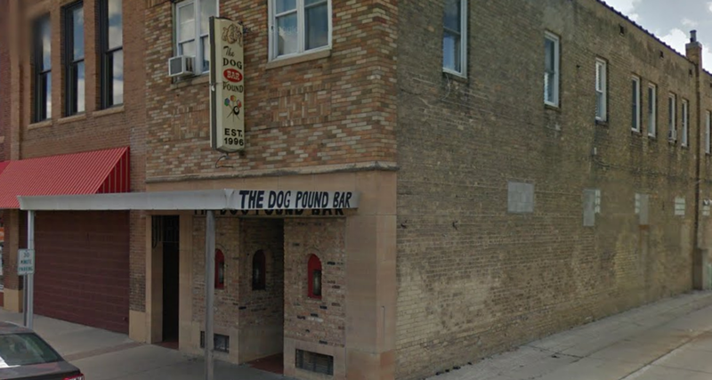 The Dog Pound Bar in Owatonna was the scene of a wild fight between a man, alcohol, a weapon, and his own ego.