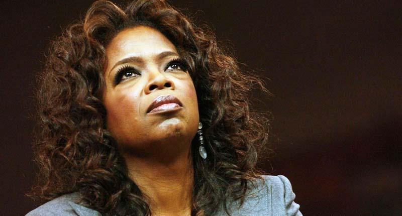 Oprah Winfrey. Shutterstock.