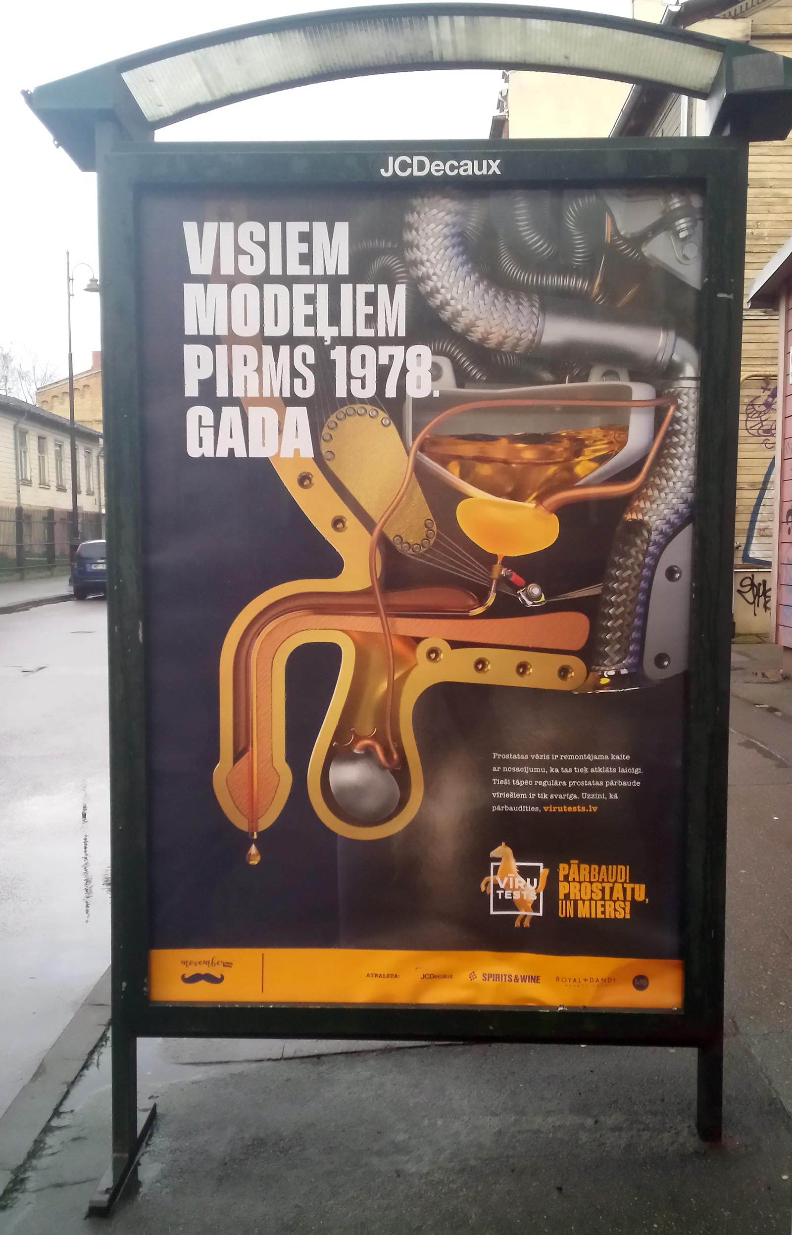 prostate cancer poster