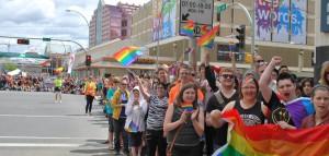 Source: Edmonton 2016 Pride festival, edmontontourism.