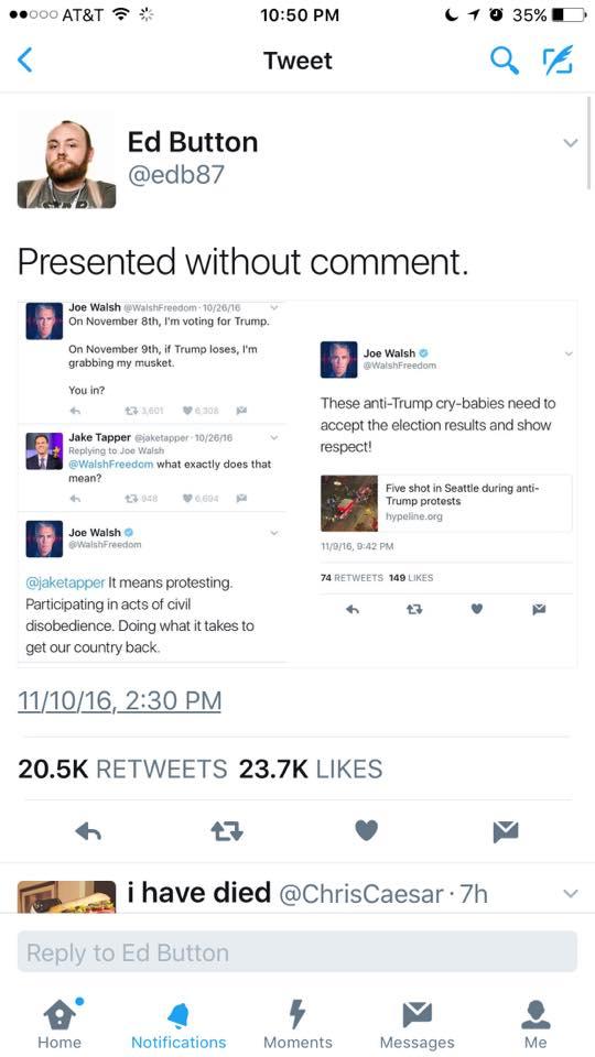 conhypocrisy