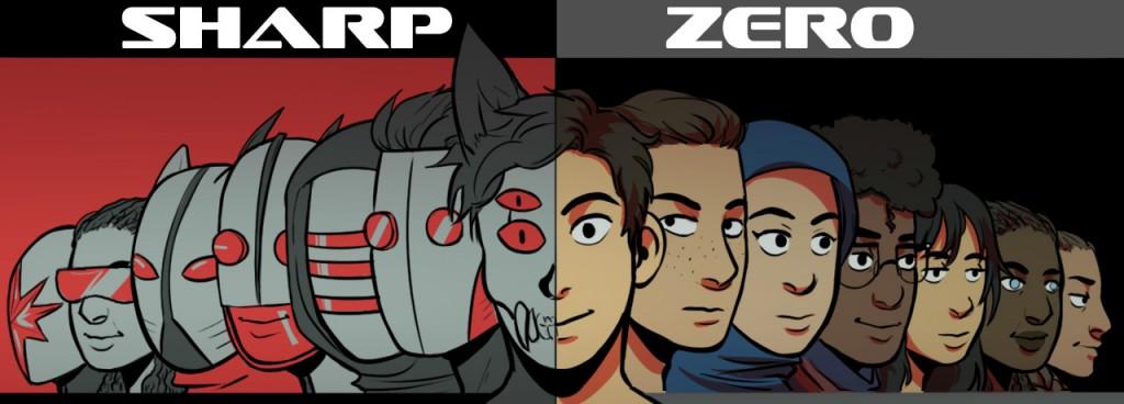 sharp-zero