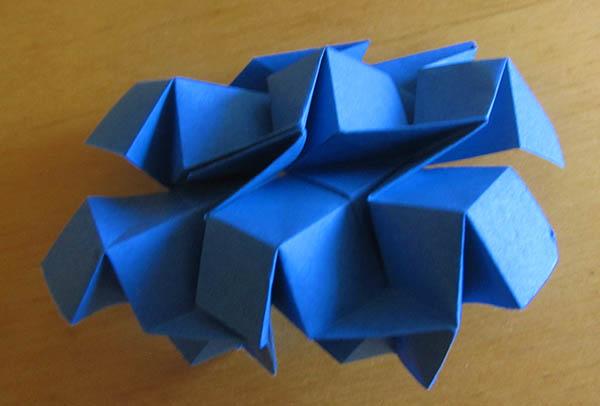 Cube tessellation prototype 2