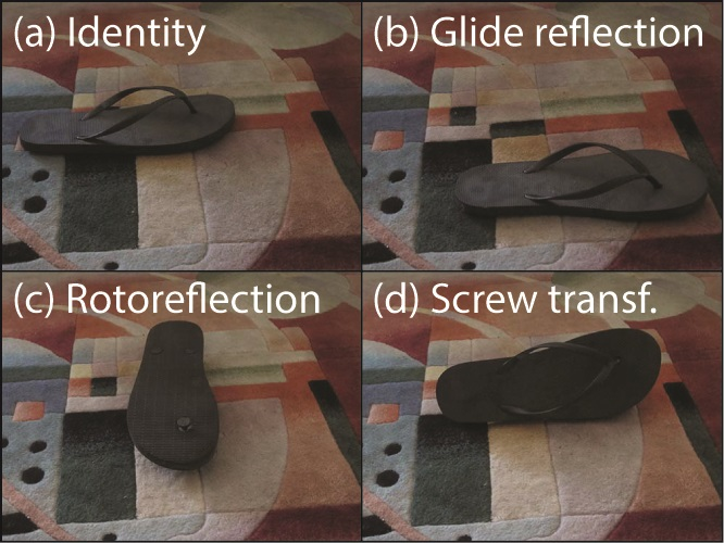 Transformations of a flip flop