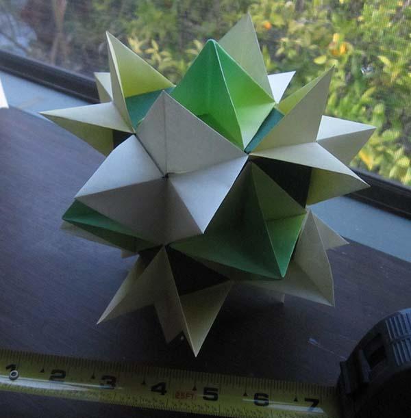 Cube plus alpha