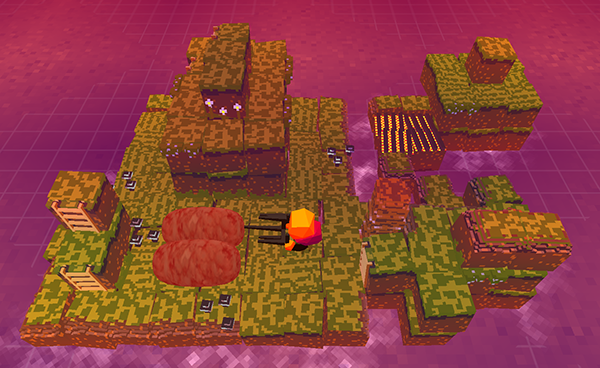 screenshot from stephen's sausage roll