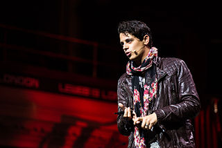 Photo of Milo Yiannopoulos
