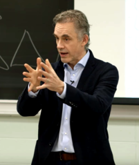 Photo of Jordan peterson
