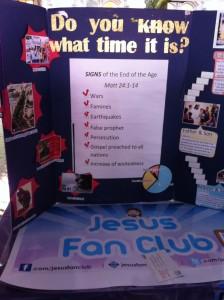 Jesus Fan Club