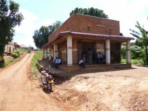 2013, Uganda, CFI centre