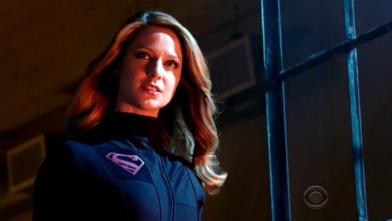 supergirl in her evil incarnation