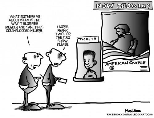 McLeod Cartoons