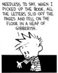 gibberish