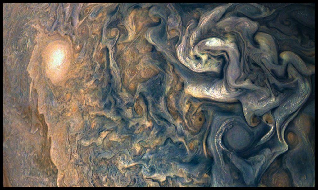 PIA21973: High Above Jupiter's Clouds