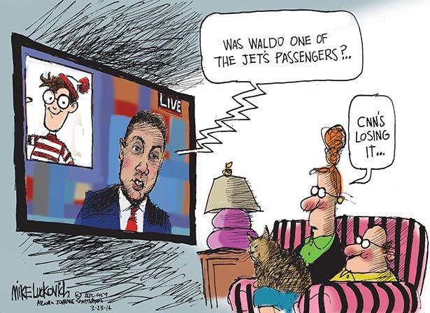 Luckovich CNN2