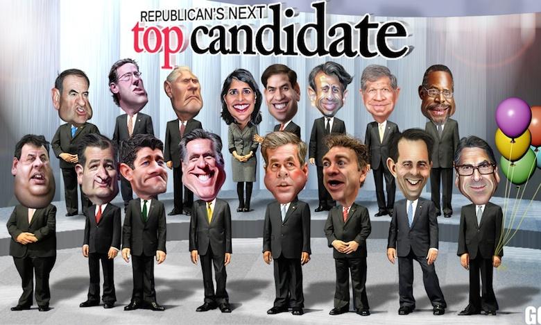 2016 republicans