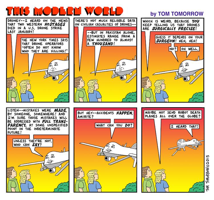 TMW droney
