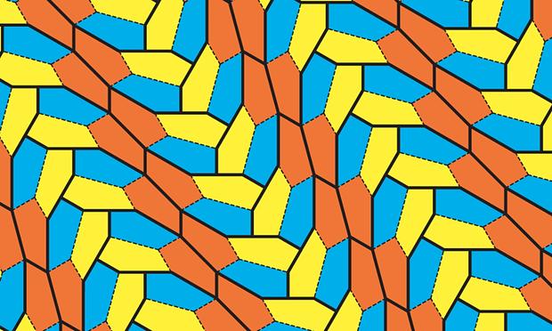 pentagon tiles
