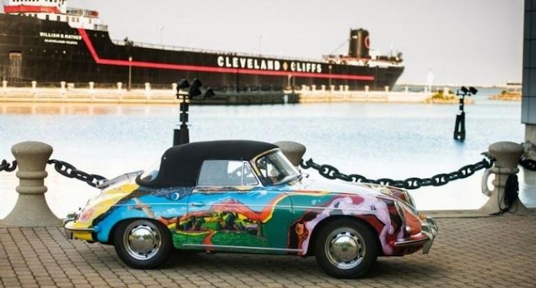 Joplin Porsche
