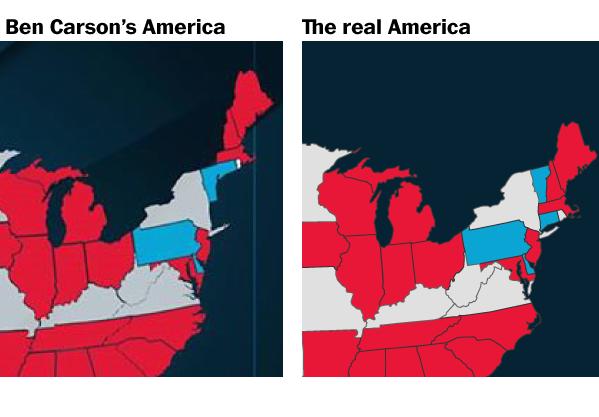 carson's america
