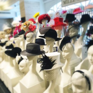 hats at harrod's