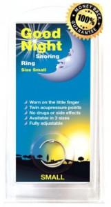 anti snoring ring