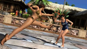 From Tekken 2 Swimsuit DLC