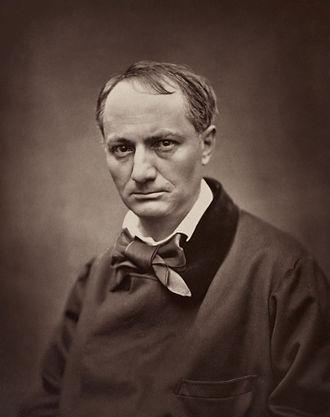 Baudelaire by Étienne Carjat