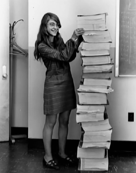 Margaret Hamilton and listings