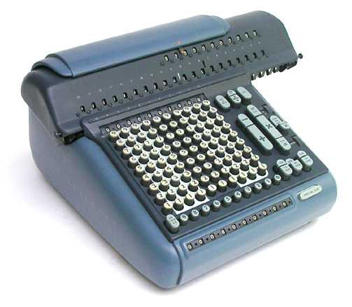 Marchant Calculator, 1950