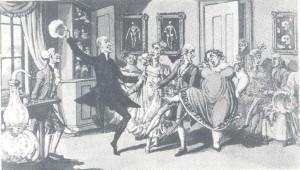 Grateful Dead fans, c. 1800