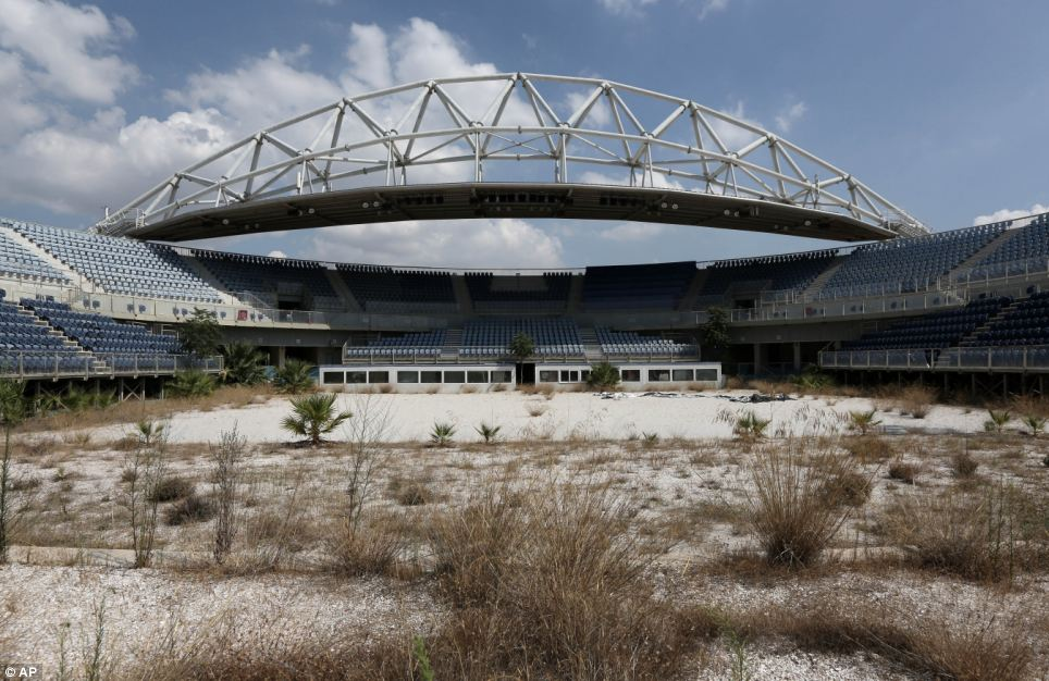 Athens Olympic Stadium: $10billion