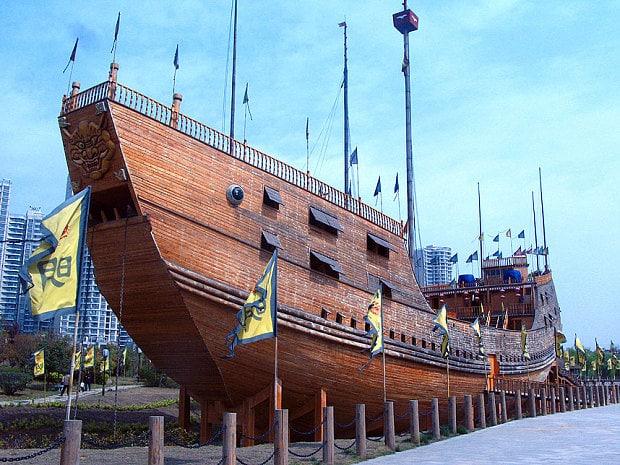 The final ship
