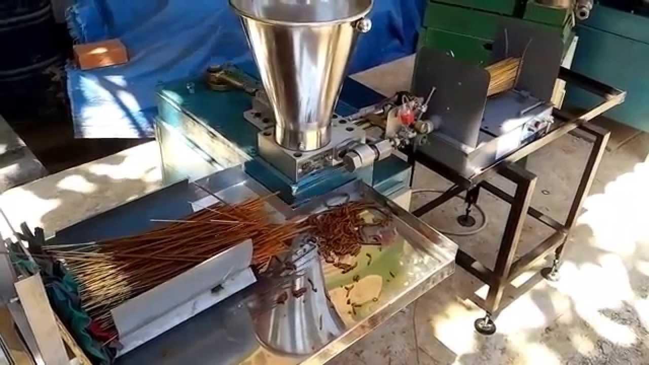 incense rolling machine