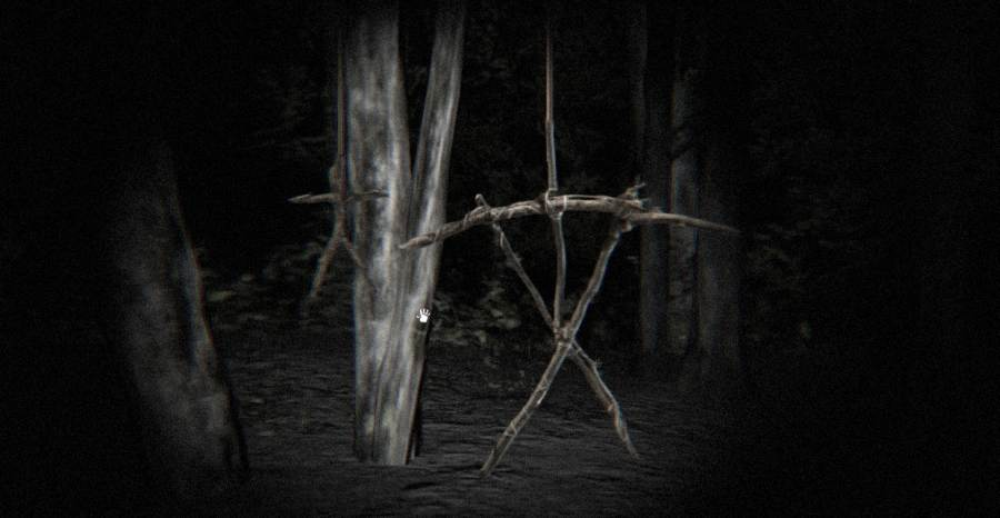 blair witch sticks make you scream and lose your mind