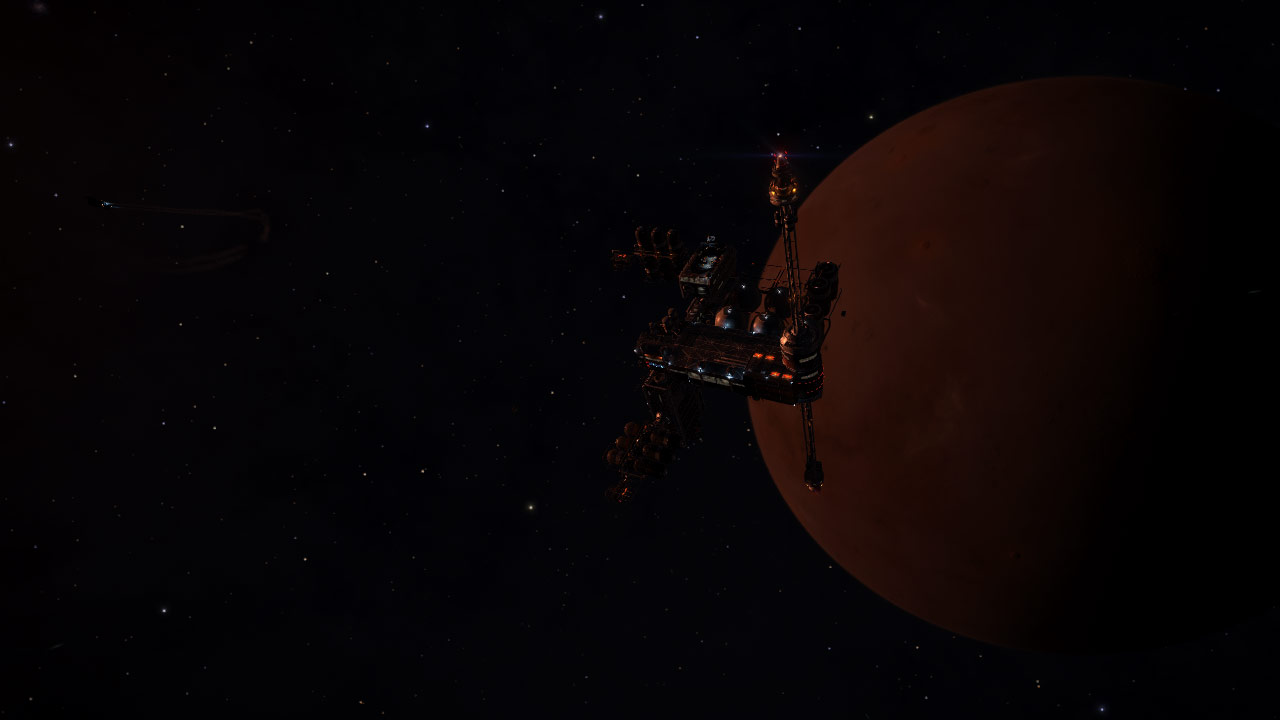 Approaching Hutton Orbital