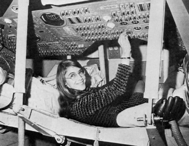Margaret Hamilton ~1968