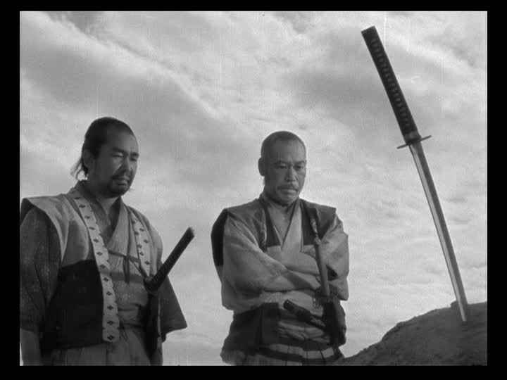 """The Seven Samurai"" - Funeral Scene: A Shot by Shot Analysis"