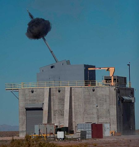 Advanced Gun System Test (Source: Wikipedia)