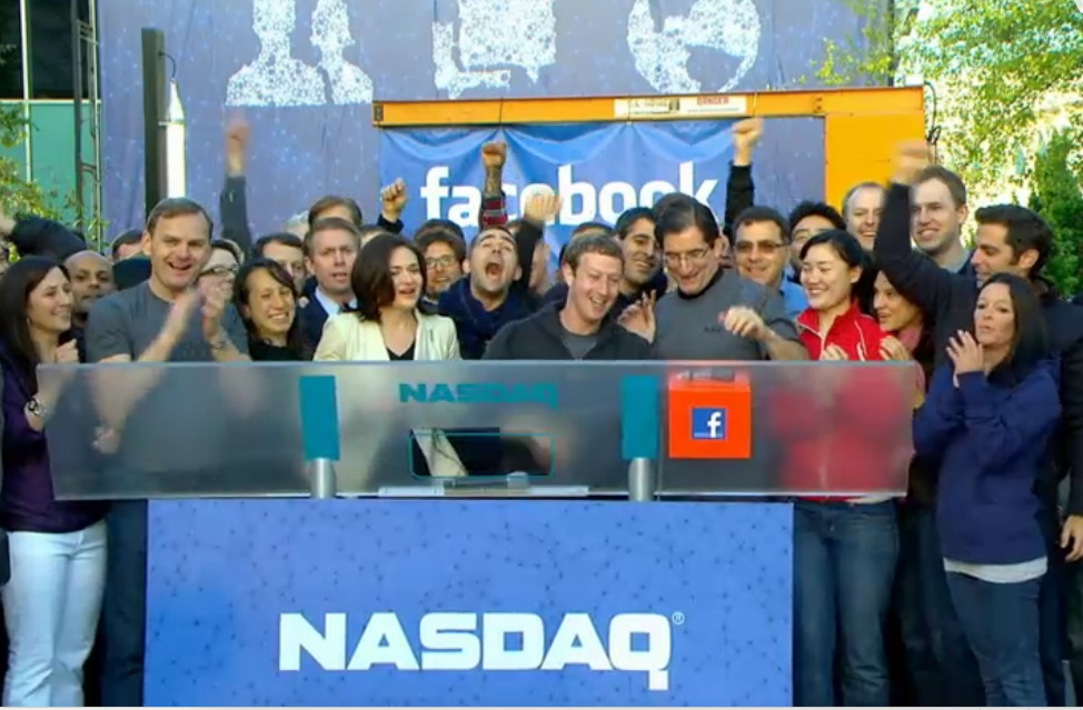 Ringing the bell on the stock market