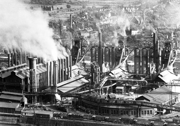 Pittsburgh, 1930
