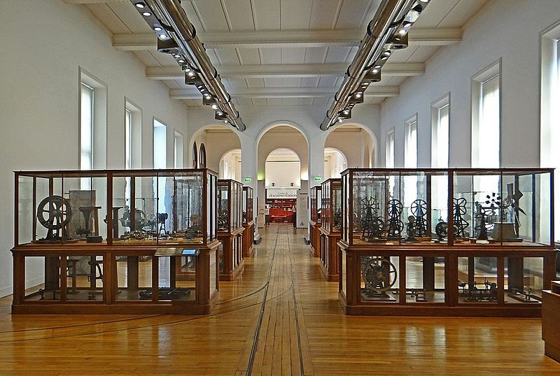 Musee Des Arts Et Metiers (wikipedia)
