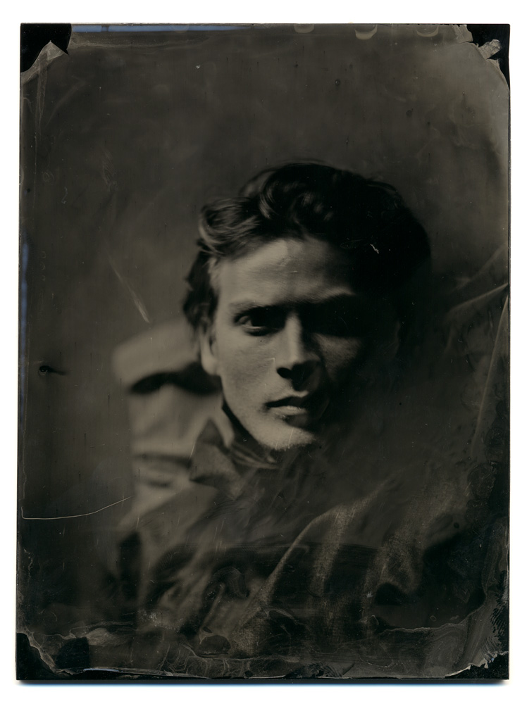 Portrait of Colin R, 2008