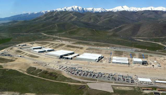 NSA Data Warehouse in Utah: Yottabytes of storage [source]