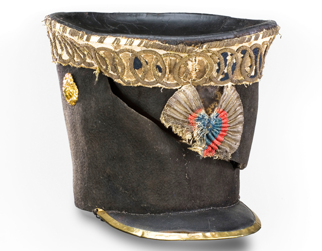 Marbot's Shako, Musee des Invalides